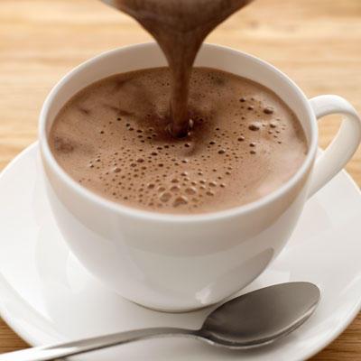 Какао перед сном