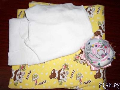 шьем пижаму для ребенка