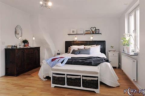 Создайте уют в вашей спальне