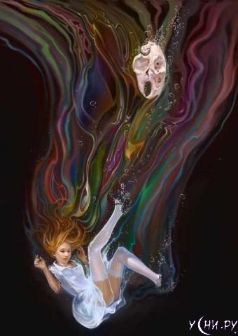 Если вам снятся кошмары, в которых вы падаете с высоты, обратите внимание на свое сердце