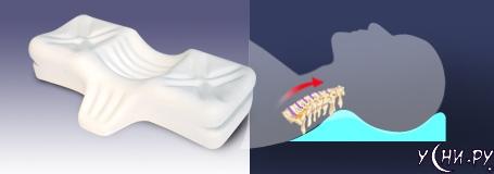 Подушка под колени при наращивании ресниц 6